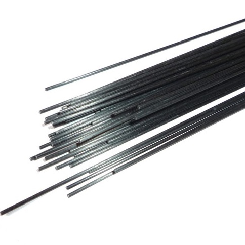 Carbon Fiber Rods >> Carbon Fiber Rod 0 5 Mm Pauzuolis Rc Shop