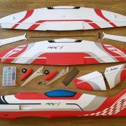 F3A biplane Mriya kit