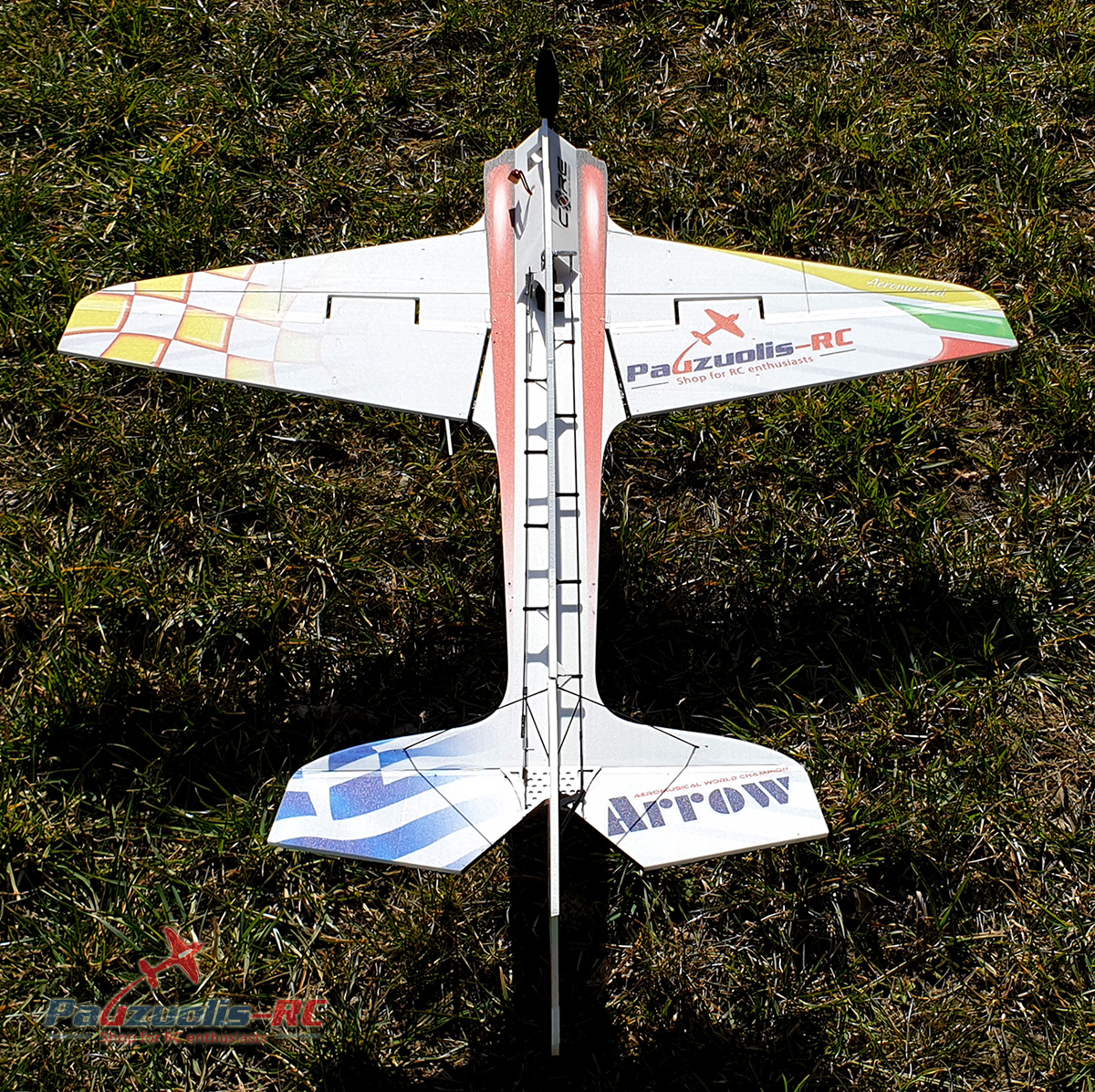 3-Arrow-3D-Trainer-Tail