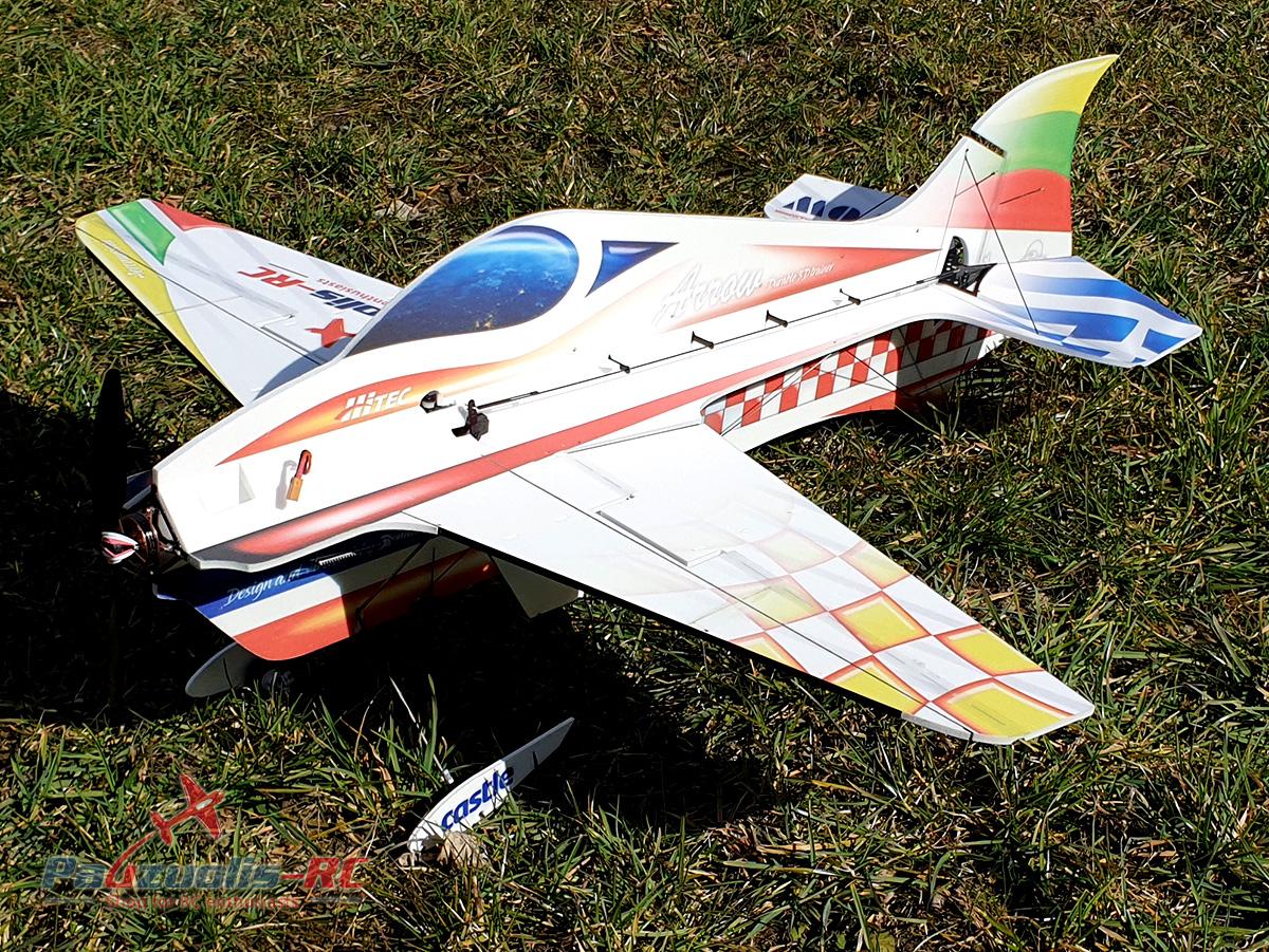6-Arrow-3D-Trainer-Front-Left