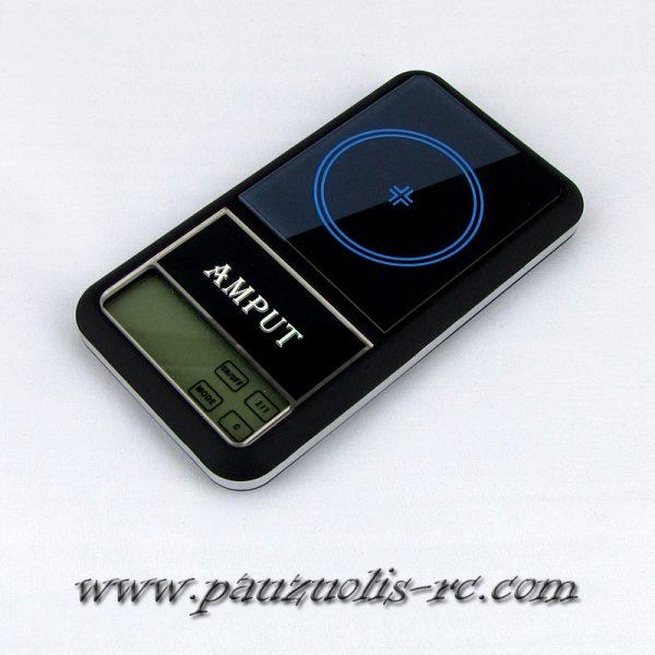 Scales 0.01 gram accuracy black