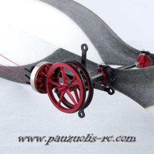 AL12-100/13 1S coaxial thrust system