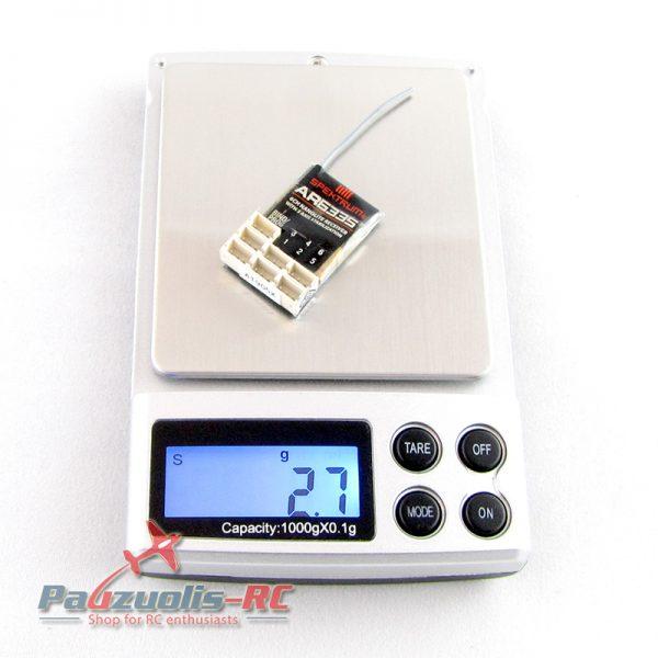Spectrum AR6335 Weight
