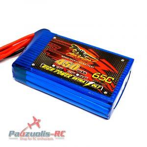 Lipo battery 450 mah 3S